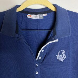 KJUS Golf Polo Unique LIMITED NUMBER Size L   40